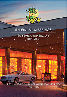 20th Anniversary of Party in Party Springs 2016