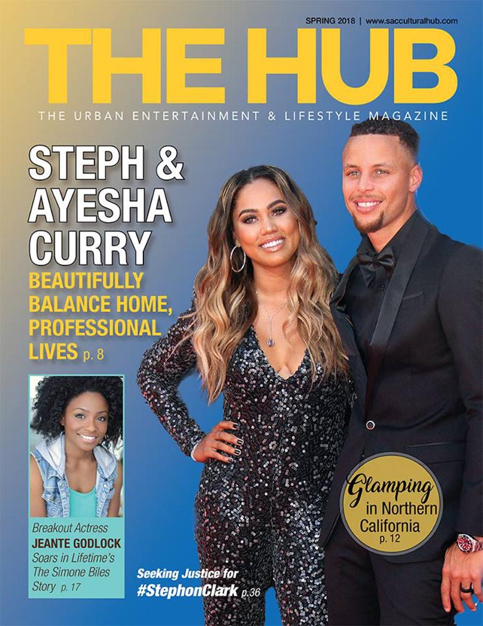 THE HUB Magazine Winter 2018