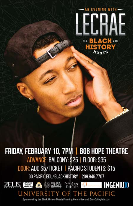An Evening with Lecrae