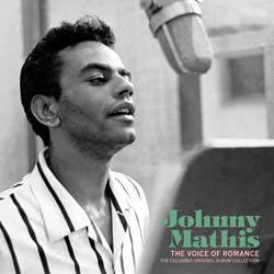 Johnny Mathis The Voice of Romance