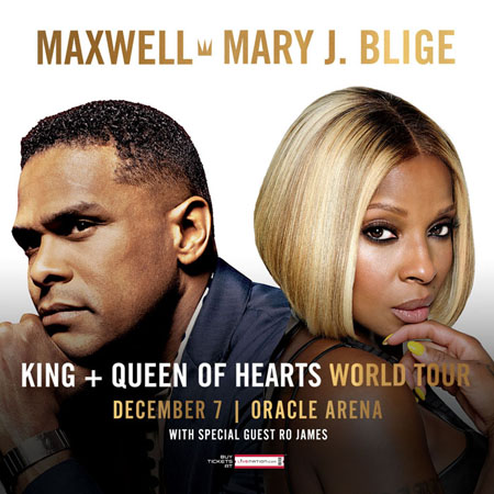 King and Wueen of Hearts World Tour