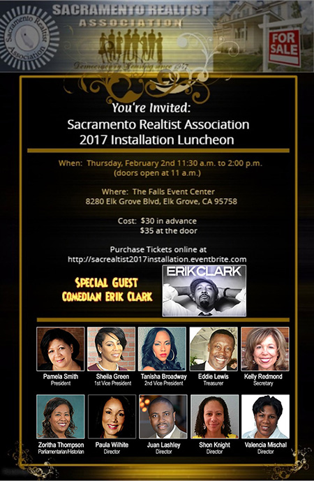 2017 Sac Realtist Association
