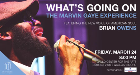 What's Going On The Marvin Gaye Experience