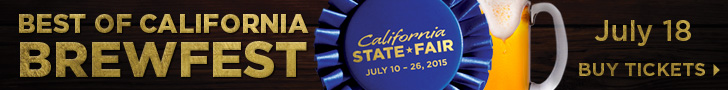 Best of California Brewfest at the California State Fair