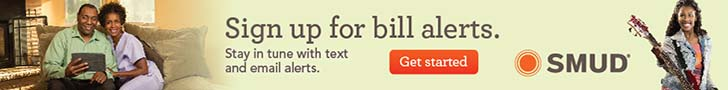 Sign up for bill alerts from SMUD