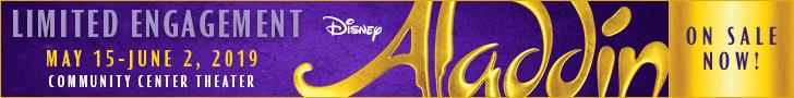 Disney's Aladdin - Broadway on Tour
