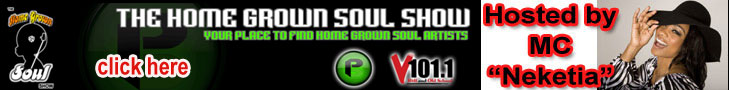 The Home Grown Soul Show