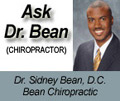 Ask Dr. Bean - Chiropractor