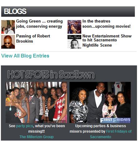 Sac Hub Blog Journal - Bookmark Sacculturalhub.com