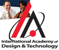 ENROLL NOW ... IADT-International Academy of Design & Technology