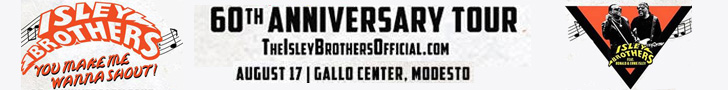 Isley Brothers 60th Anniversary Tour