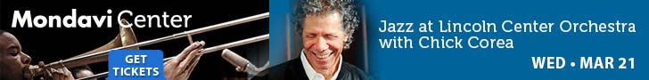 Jazz at Lincoln Center Orchestra with Chick Corea at  Mondavi Center