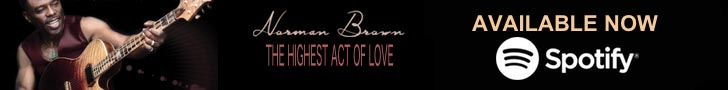 Norman Brown The Highest Act of Love