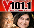 V101.1 R&B and Old School - LISTEN NOW!
