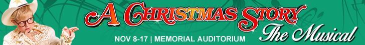 A Christmas Story - Broadway Sacramento
