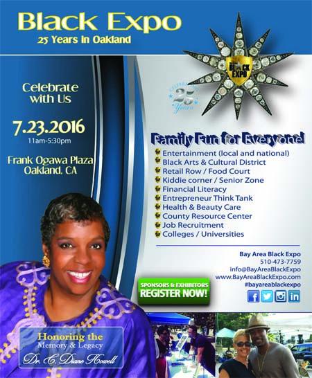 Bay Area Black Expo