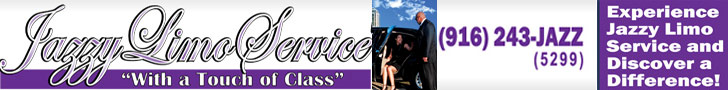 "Jazzy Limo Service ""With a Touch of Class"""