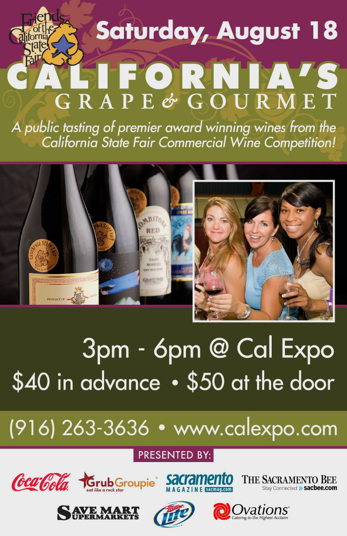 2012 California's Grape and Gourmet