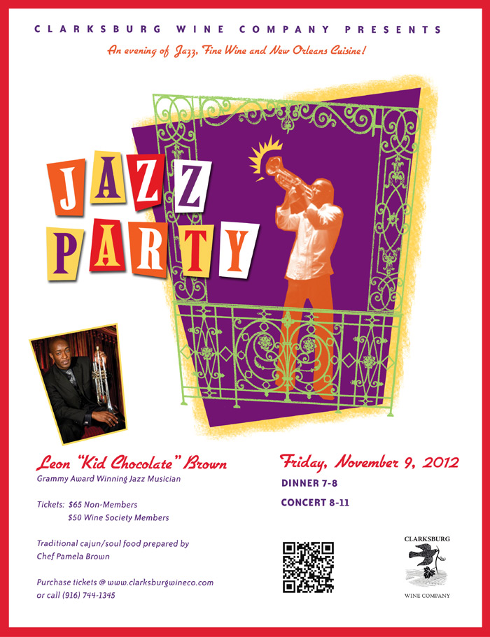 Jazz Party at Clarksburg
