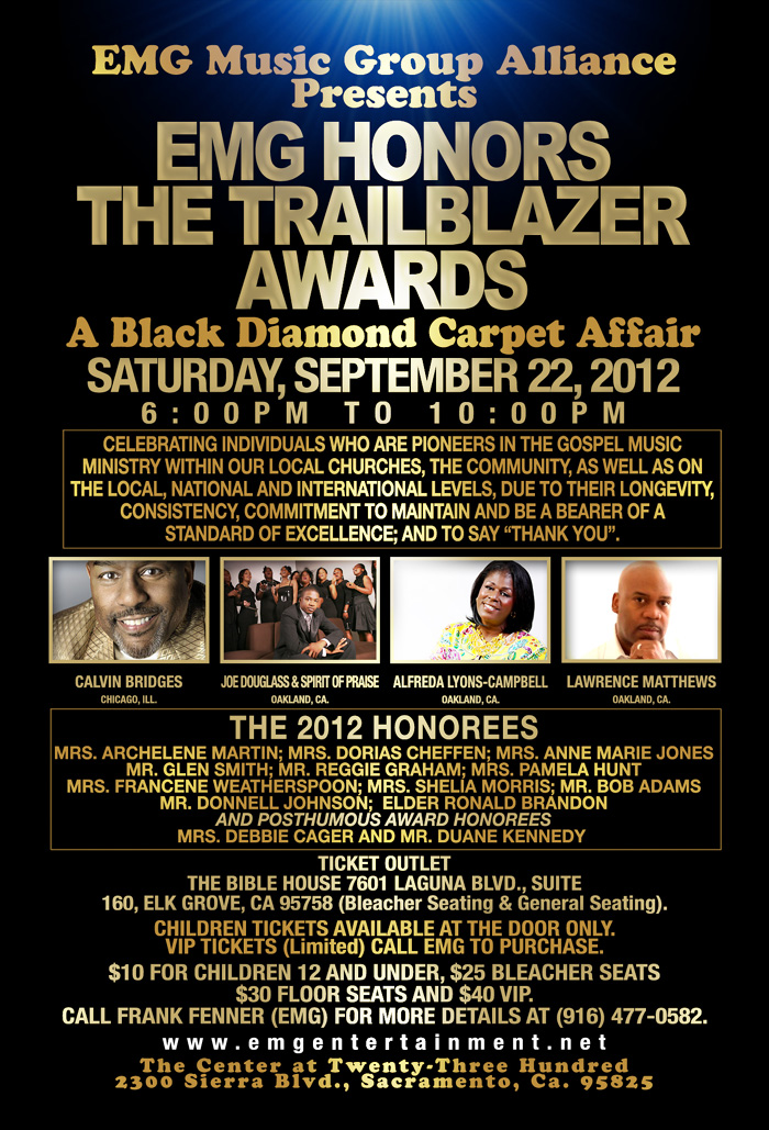 EMG Honors The Trailblazer Awards