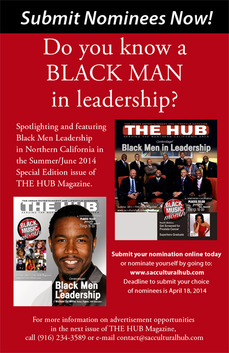 SUBMIT NOMINEES: 2014 Black Men In Leadership