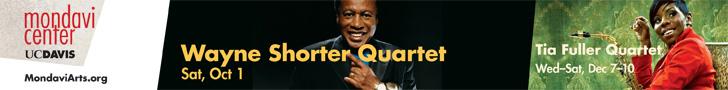 Wayne Shorter Quarter at Mondavi Center