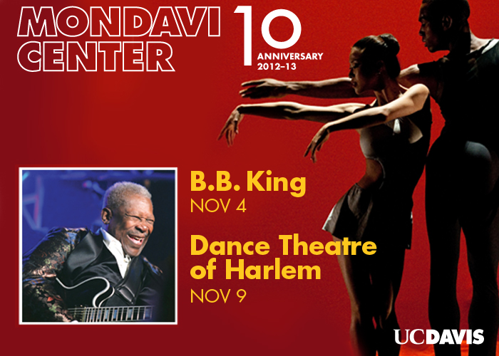 2012-13 shows at Mondavi Center