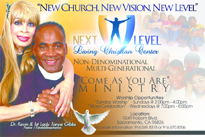 Next Level Living Christian Ministries