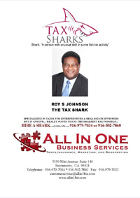 Tax Sharks - All In One Business