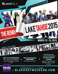 The REMIX Ski Weekend in Lake Tahoe 2015