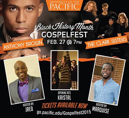 Black Hisotry Month GospelFest