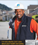 Celebrate Safety with PG&E