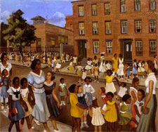 Art Exhibit at Crocker Art Museum - African American Art: Harlem Renaissance, Civil Rights Era, and Beyond