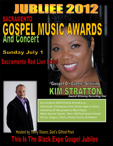 Gospel Jubilee Awards and Gospel on the Green