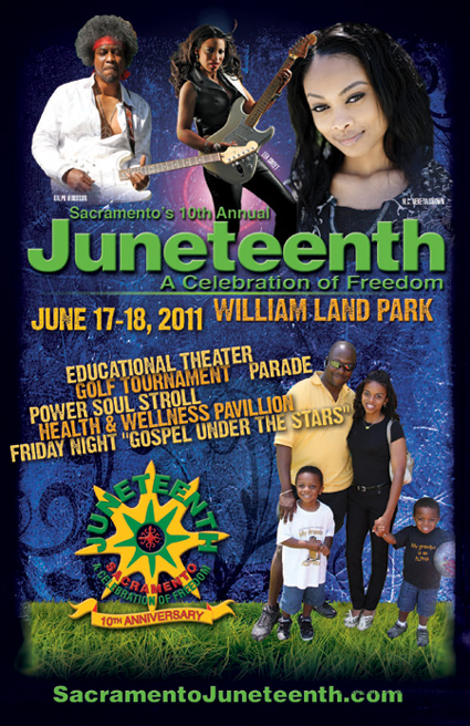 Juneteenth Festival Celebration