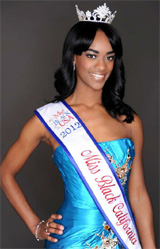 2012 Miss Black California