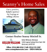Seanny's Home Sales