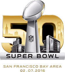 Superbowl 50 in Bay Area on 2/7/15
