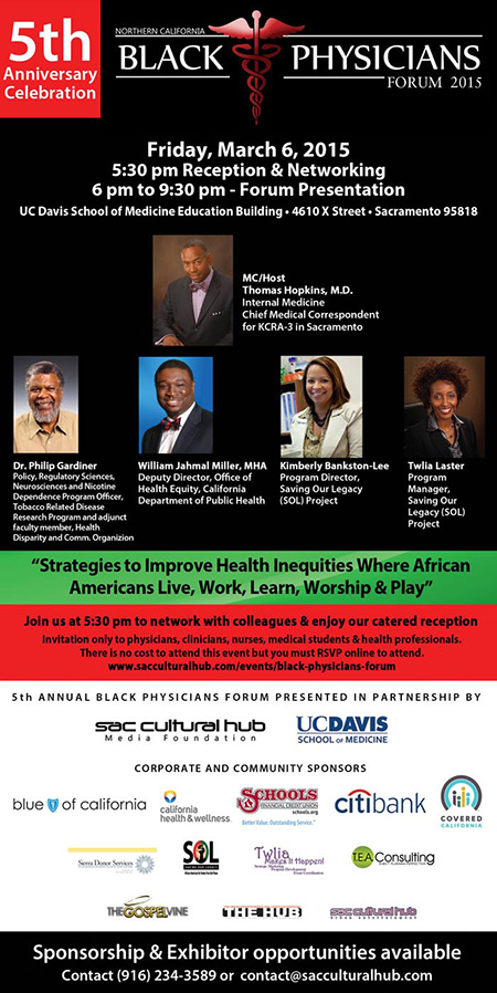 5th Anniversary Celebration of Black Physicians Forum