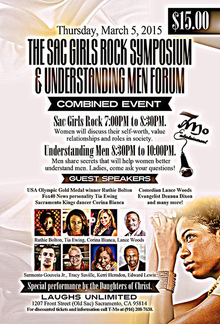 Sac Girls Rock Symposium