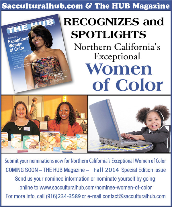 Submit Nominees now - 2013 Exceptional Women of Color