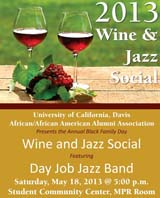 Wine and Jazz Social