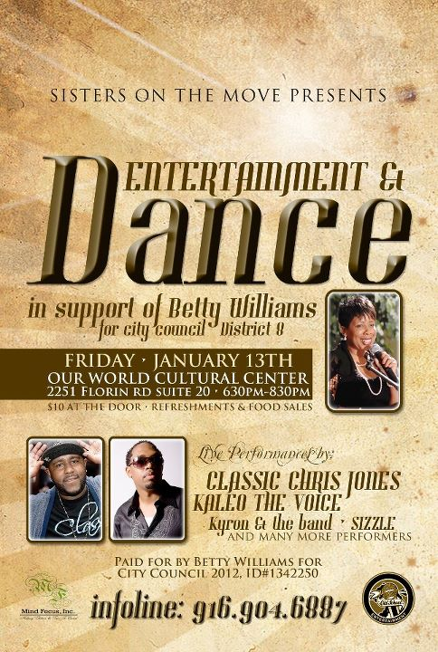 Entertainment and Dance