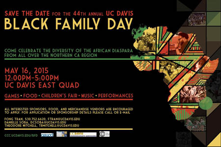 Auditions for Black Family Day event