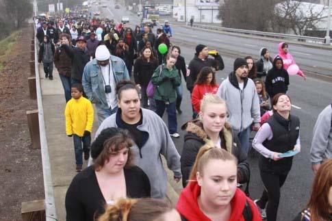 MLK March & Celebration