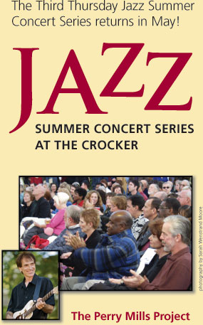 Summer Concert Series at the Crocker