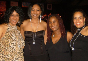 Sac Hub Media Squad - Pleshette, Neketia, Tolifer, and Lesley