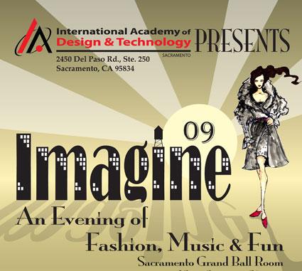 Imagine '09 Fashion Show