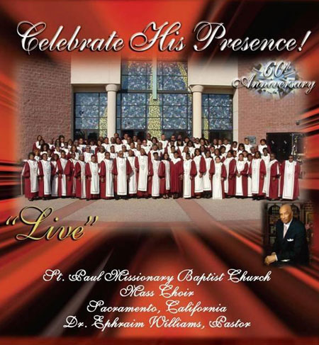 CD Release Celebration at St. Paull Missionary Baptist Church