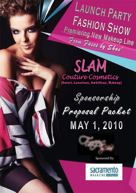 """Launch Party & Fashion Show Premiering New Makeup Line from """"Faces by Shae"""""""